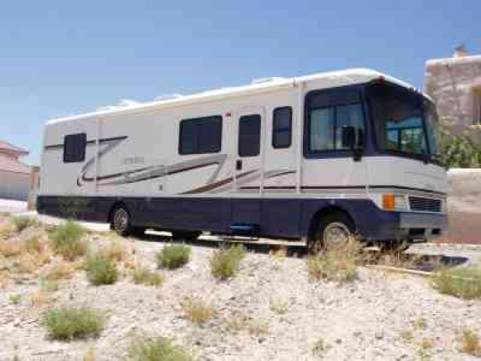 Recreational Vehicles Class A Motorhomes 2000 Holiday