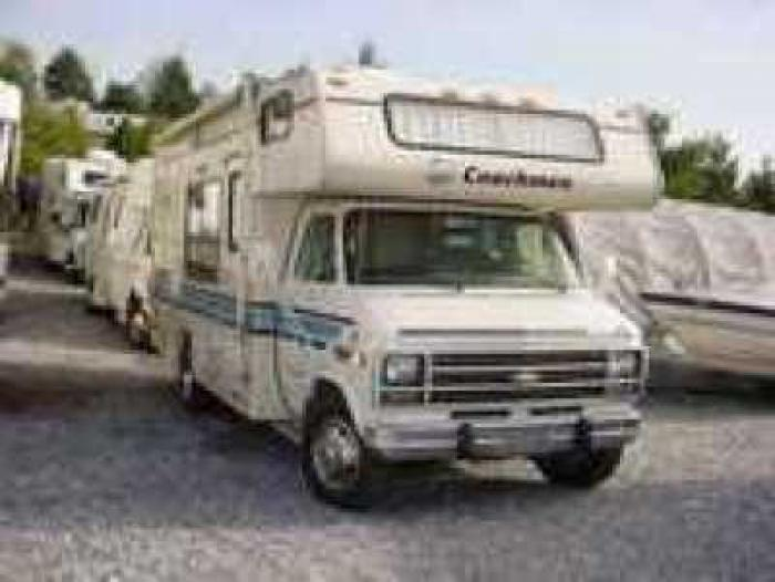Recreational Vehicles Class C Motorhomes 1993 Coachmen