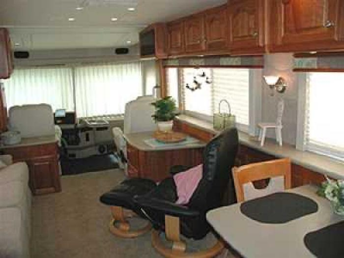 Recreational vehicles class a motorhomes 2003 country for Florida department of motor vehicles naples fl
