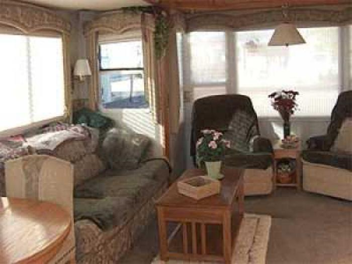 Recreational Vehicles Fifth Wheel Trailers 2002 Teton