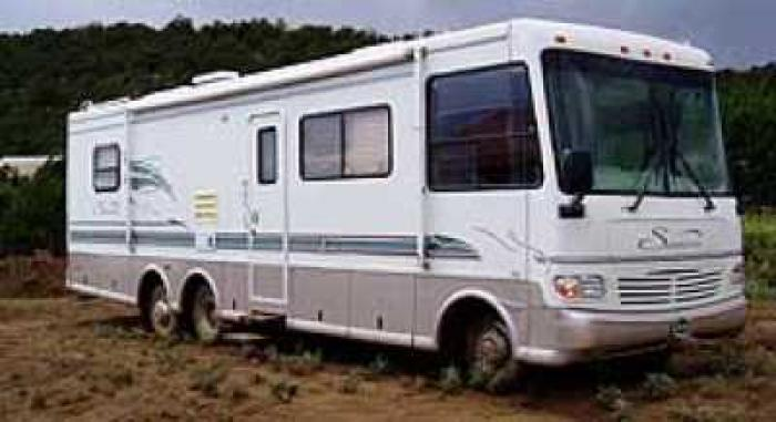 Recreational Vehicles Class A Motorhomes 1998 Coachmen