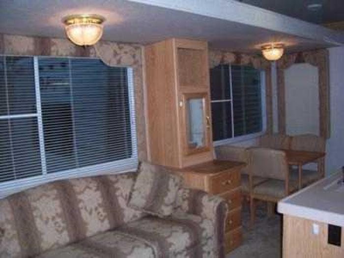 Recreational Vehicles Fifth Wheel Trailers 2000 Alfa Ideal