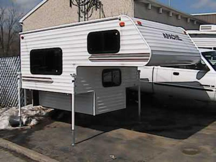 Recreational Vehicles Truck Campers 2007 Apache By Sun