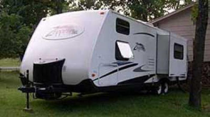 Recreational Vehicles Travel Trailers 2004 Keystone
