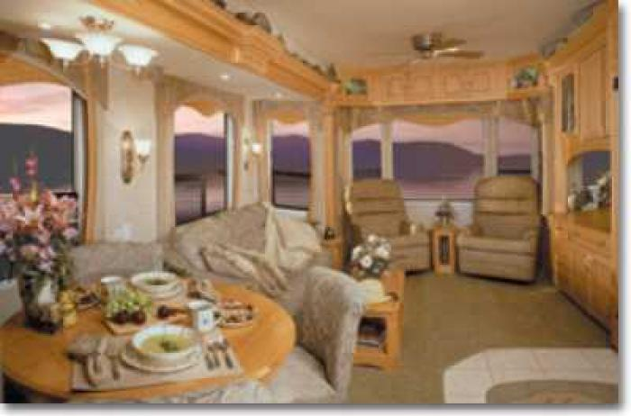 teton royal wheel fifth 2005 rv homes interior front rvclearinghouse