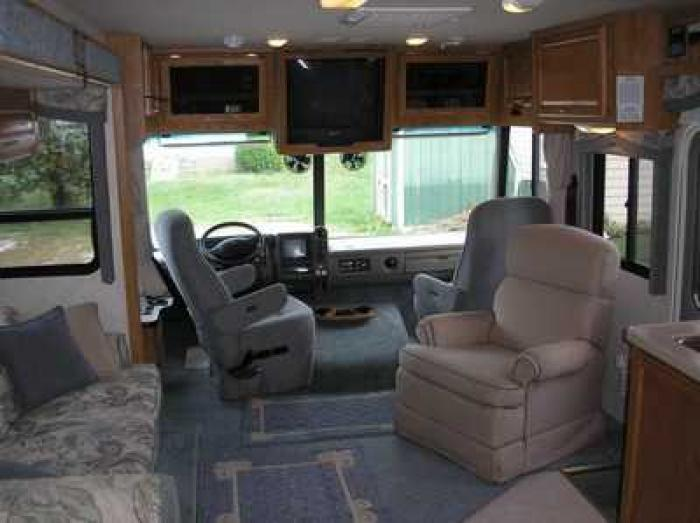 Recreational Vehicles Class A Motorhomes 2003 Fleetwood