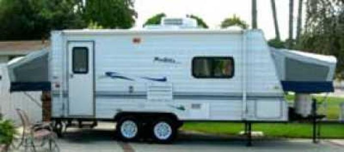 Recreational Vehicles Travel Trailers 2003 Thor Wanderer