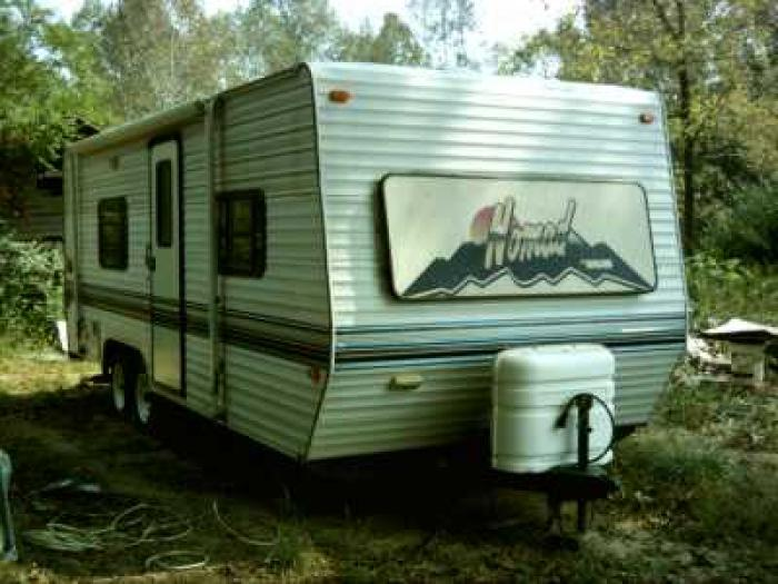 1998 Nomad Travel Trailer