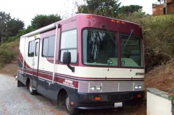 Simple Safari Motorcoach Corporation  Were Many Young Drivers Who Wanted A Smaller RV With The Same Quality Of The Larger, Higher Priced Units 3 After Studying Some Of The Space Saving Features Of The Class C Coaches Like The Overhead