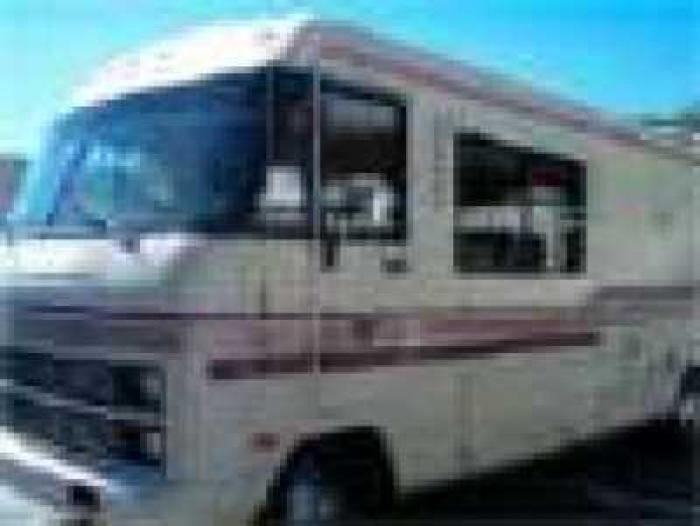 Recreational Vehicles Class A Motorhomes 1990 Winnebago