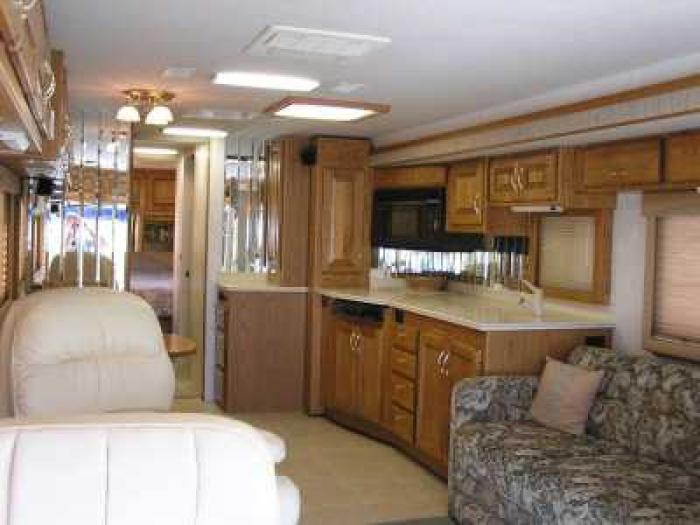 Recreational Vehicles Diesel Pusher Motorhomes 1999 Country Coach Allure Located In Jackson
