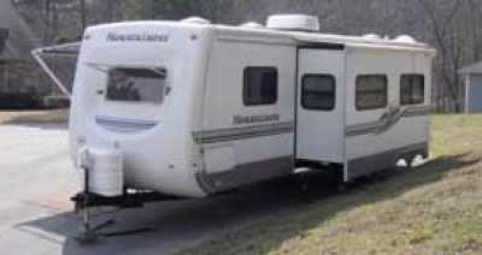 Recreational Vehicles Travel Trailers 2003 Keystone