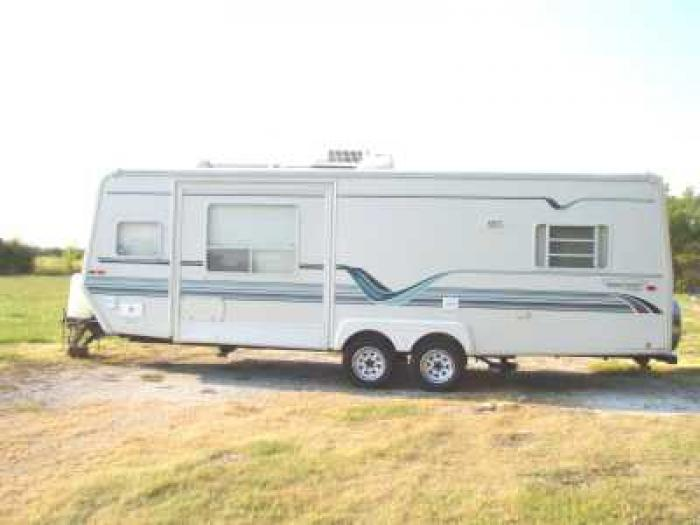 this item has been sold recreational vehicles travel trailers 1998 sunnybrook mobile scout. Black Bedroom Furniture Sets. Home Design Ideas