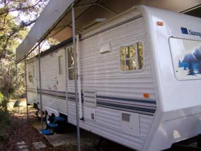 Recreational Vehicles Travel Trailers 2001 Sunnybrook