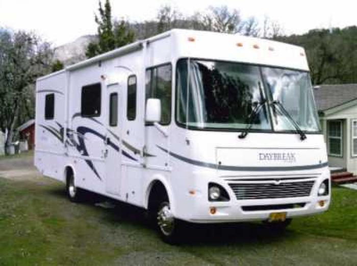 This Item Has Been Sold   Recreational Vehicles Class A Motorhomes 2004 Damon Daybreak 2960