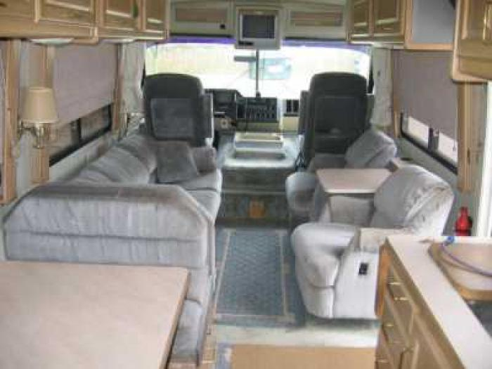 Recreational Vehicles Class A Motorhomes 1990 Fleetwood