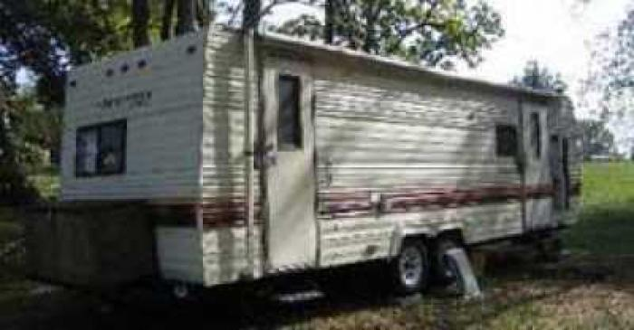 Recreational Vehicles Travel Trailers 1985 Fleetwood