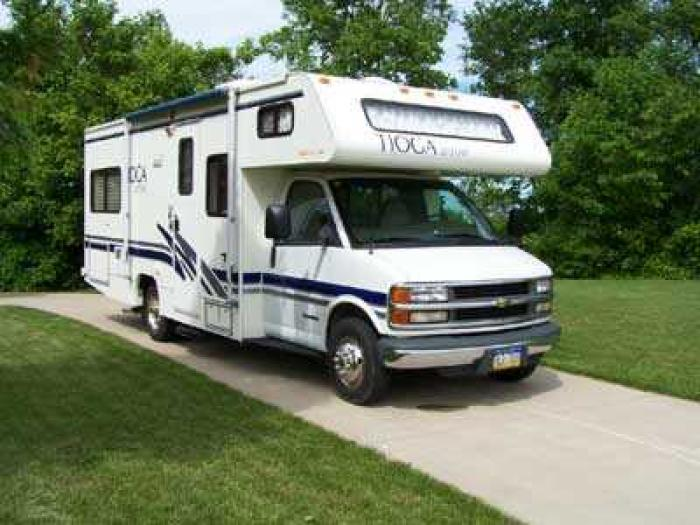 This item has been sold recreational vehicles class c - Class a motorhomes with rear bathroom ...