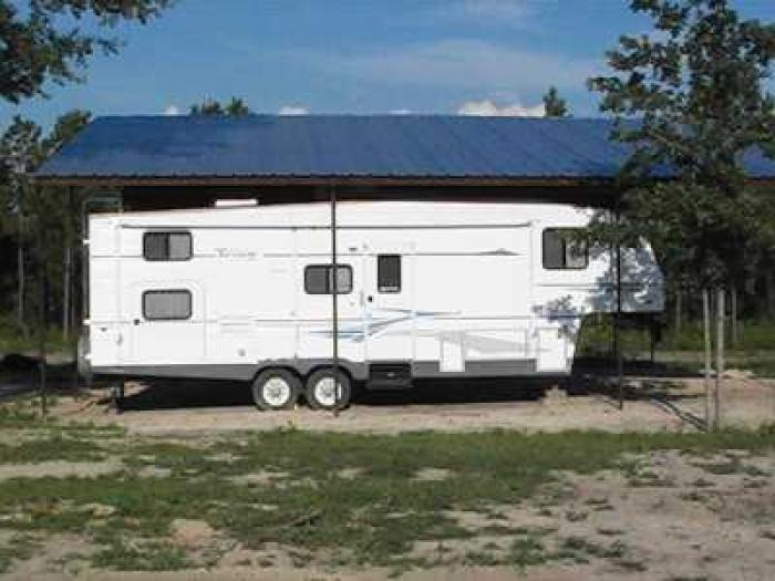 Recreational Vehicles Fifth Wheel Trailers 2004 Fleetwood