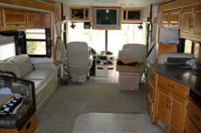 Recreational Vehicles Diesel Pusher Motorhomes 2005 Fleetwood Discovery 39l Located In Dothan