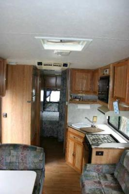 Recreational Vehicles Class C Motorhomes 1997 Coachman
