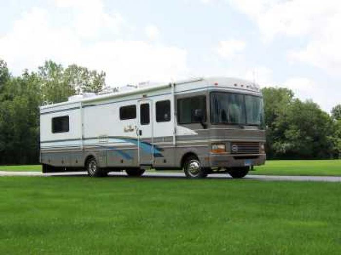 Recreational Vehicles Class A Motorhomes 2000 Fleetwood Bounder 34d Located In Barkhamsted
