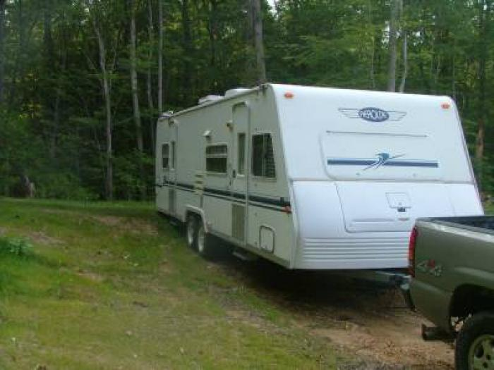 Recreational Vehicles Travel Trailers 1999 Aerolite Located In