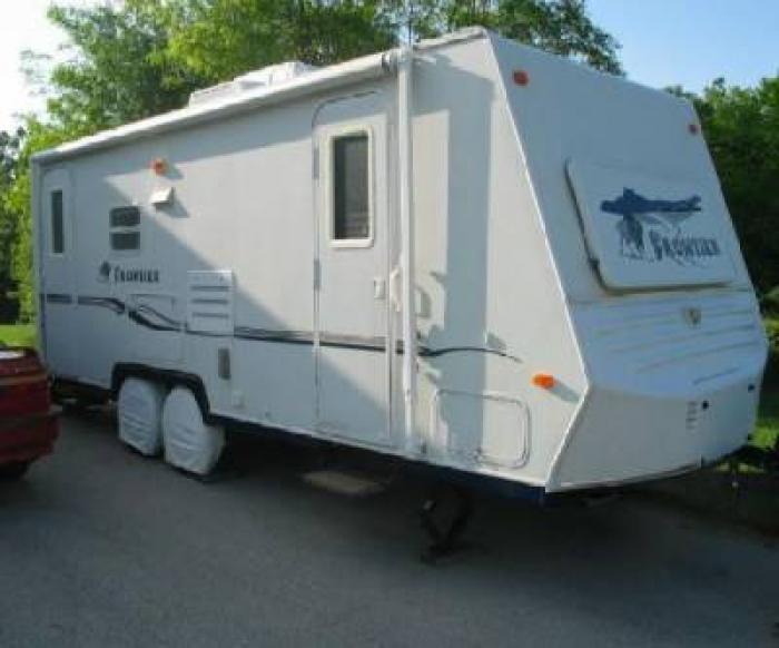 Recreational Vehicles Travel Trailers 2003 Kz Frontier