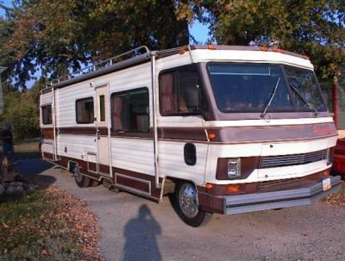 1988 Allegro Motorhome Pictures To Pin On Pinterest
