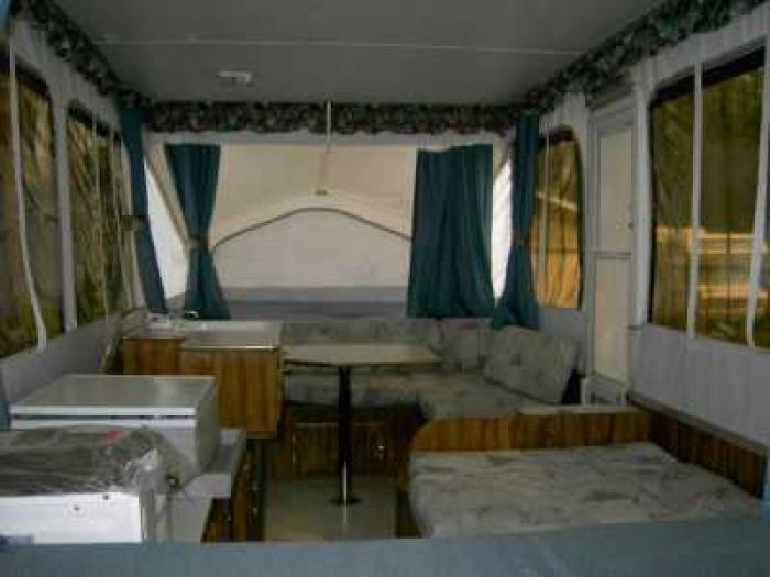 Recreational Vehicles Tent Trailers 2001 Flagstaff By