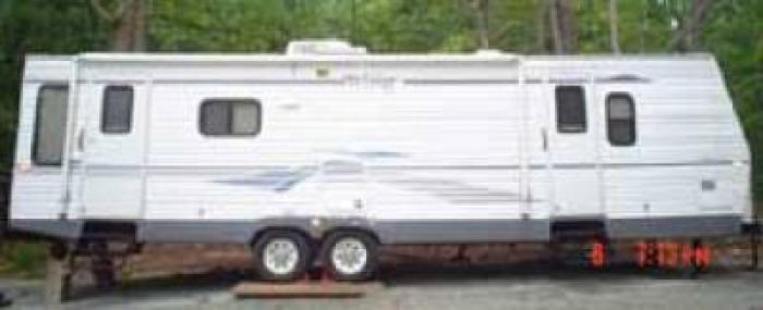 recreational vehicles travel trailers 2004 fleetwood terry located in temple georgia rv. Black Bedroom Furniture Sets. Home Design Ideas