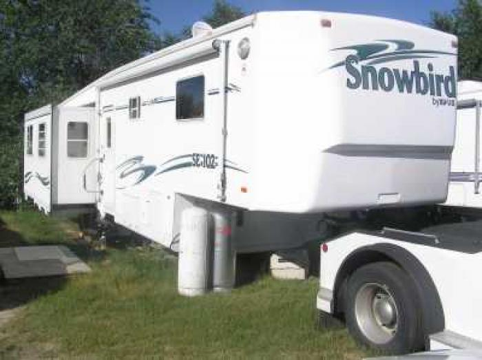 Recreational Vehicles Fifth Wheel Trailers 2002 Nuwa