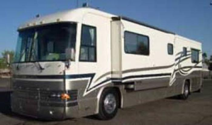 Recreational Vehicles Class A Motorhomes 2000 Country