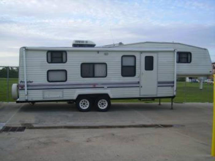 Fifth Wheel To Gooseneck Hitch >> Recreational Vehicles Fifth Wheel Trailers 1992 Prowler ...