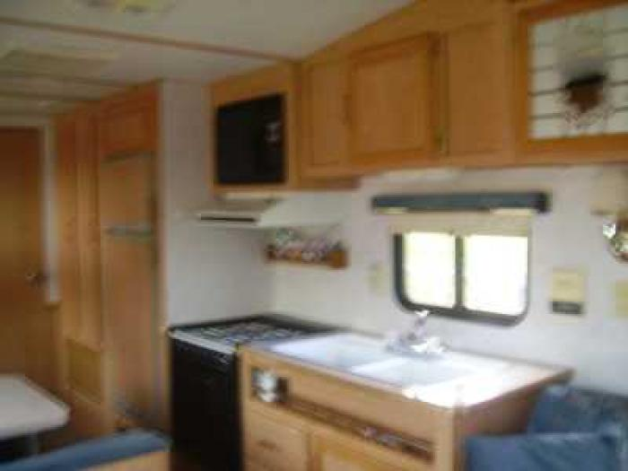 Recreational Vehicles Fifth Wheel Trailers 1992 Prowler
