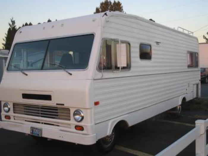 Recreational Vehicles Class A Motorhomes 1978 Dodge Concord Located In