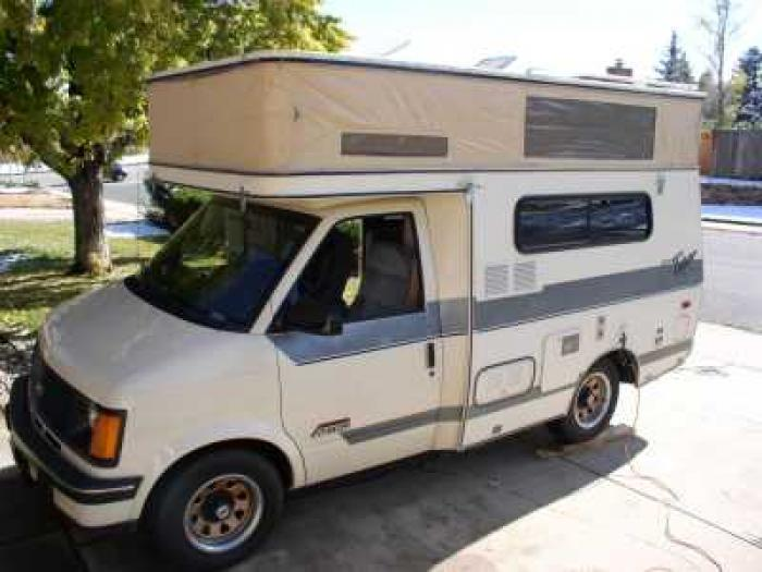 1991 Chevy Motorhome