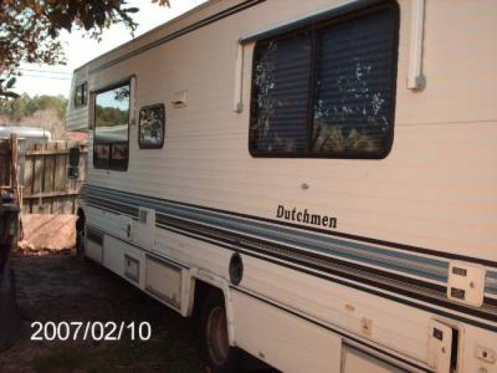 Original 1994 Gulf Stream Conquest Limited In Florida Class C Motorhome