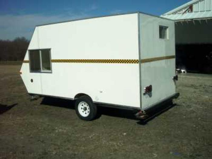 Homemade Small Truck Camper submited images