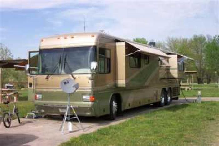 Recreational Vehicles Diesel Pusher Motorhomes 2003