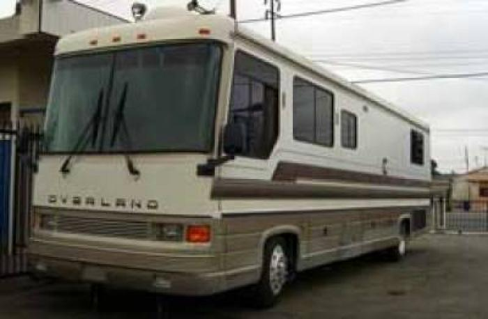 Recreational vehicles class a motorhomes 1991 overland for Classic house 1991
