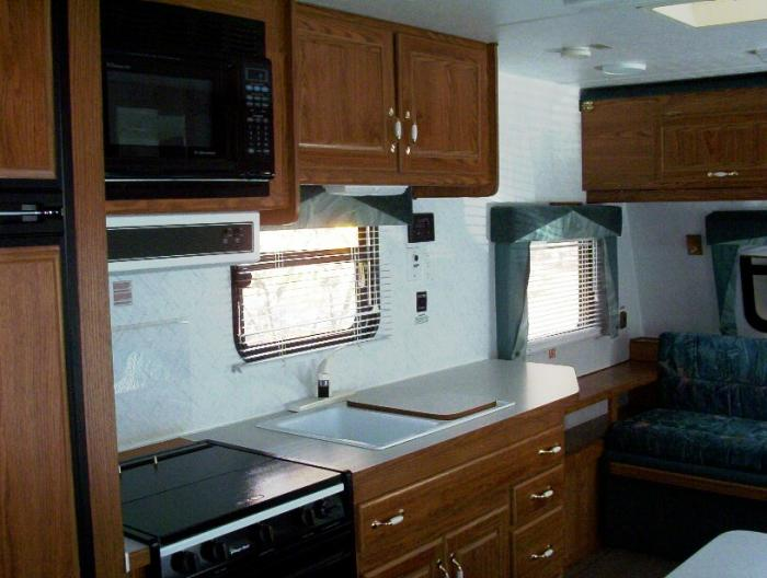 Nash Travel Trailers >> Recreational Vehicles Travel Trailers 2002 Northwood Nash Located In Bluemont, Virginia : RV ...