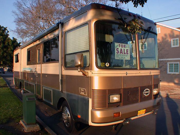 Motorhomes For Sale In San Diego >> THIS ITEM HAS BEEN SOLD...Recreational Vehicles Class A Motorhomes 1991 Safari Ivory Hi Tech ...