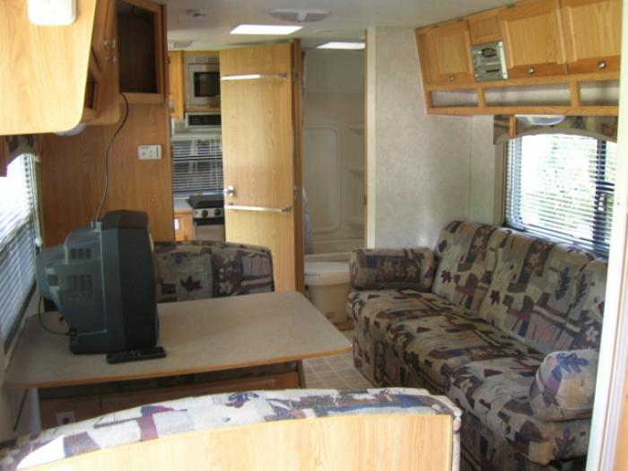 This Item Has Been Sold Recreational Vehicles Travel Trailers 2003 R Vision Trail Lite 8240
