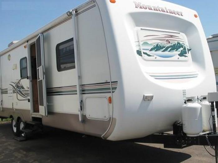 recreational vehicles travel trailers 2003 keystone mountaineer located in collierville. Black Bedroom Furniture Sets. Home Design Ideas