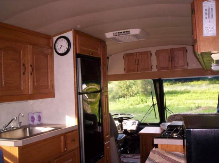 This Item Has Been Sold Recreational Vehicles Bus Conversions 1988 Gillig Phantom Located In