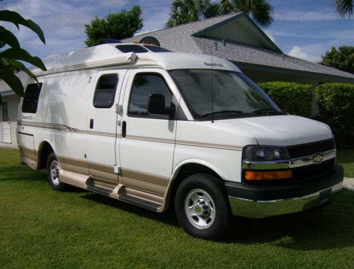 THIS ITEM HAS BEEN SOLD...Recreational Vehicles Class B