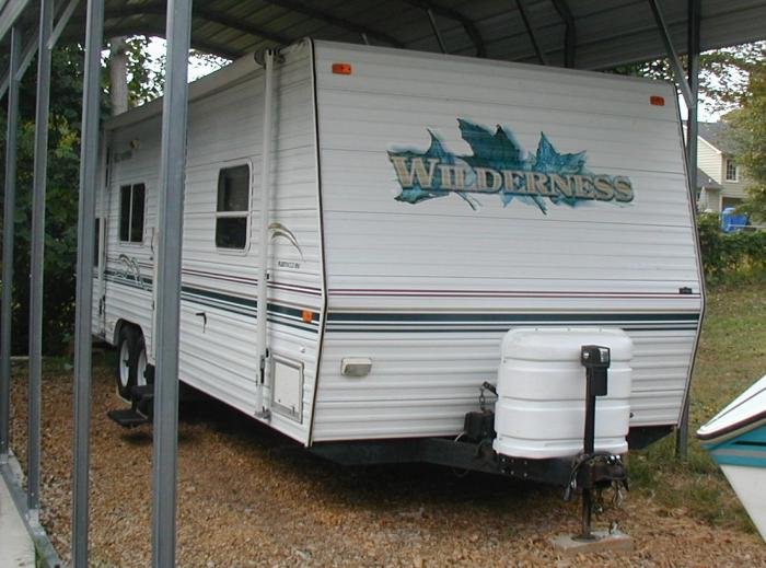 Class 4 Hitch >> THIS ITEM HAS BEEN SOLD...Recreational Vehicles Travel Trailers 2000 Fleetwood Wilderness 27x ...