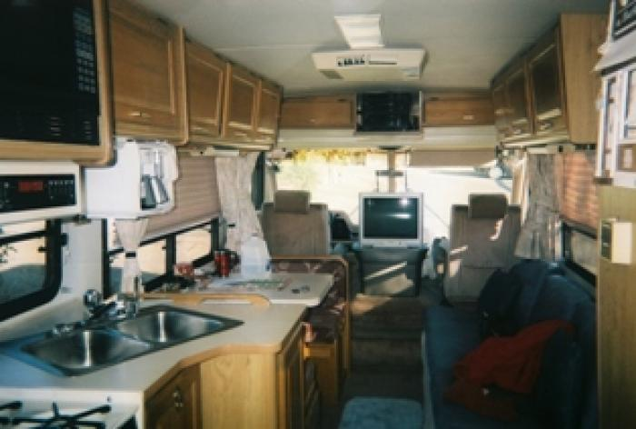 This Item Has Been Sold Recreational Vehicles Class A Motorhomes 1989 Winnebago Chieftain 31rt