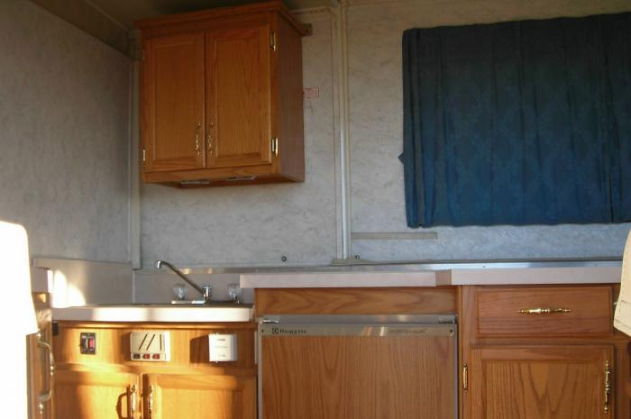 Recreational Vehicles Travel Trailers 1999 Trail Manor